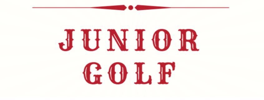 Junior Golf 2